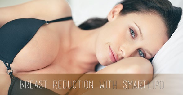 Comfortable Breast Reduction with Tumescent Liposuction